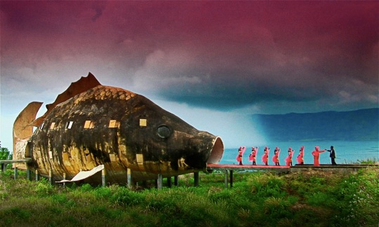 Still from The Act of Killing. Photo by Joshua Oppenheimer.