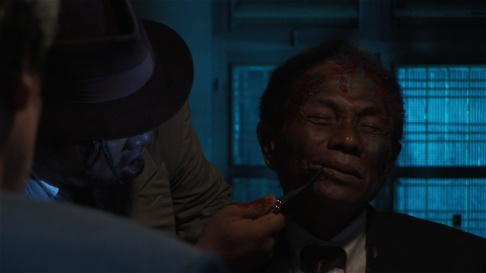 Still from The Act of Killing. Photo by Carlos Arango de Montis.