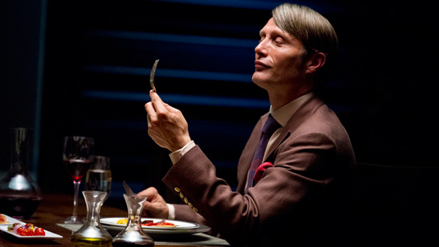 Man of wealth and taste: Mads Mikkelsen as Hannibal Lecter