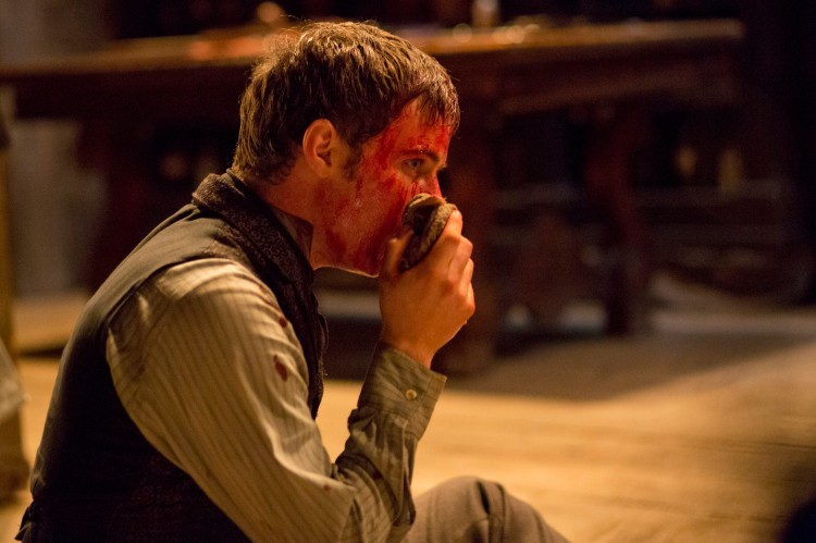 Victor Frankenstein (Harry Treadaway)