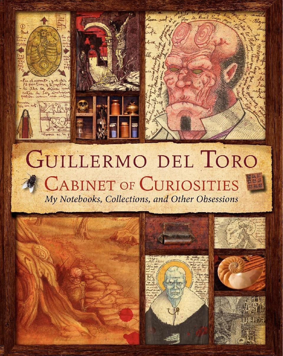 Monstrous Indulgences Guillermo Del Toro S Cabinet Of