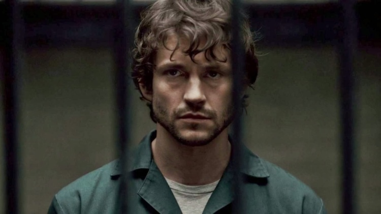 In captivity, in therapy: Hugh Dancy as Will Graham