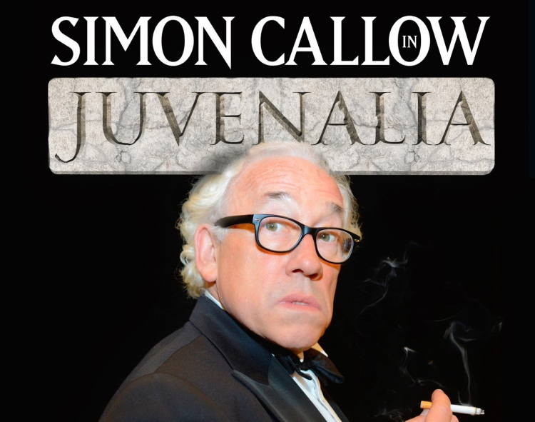 Simon Callow in Juvenalia