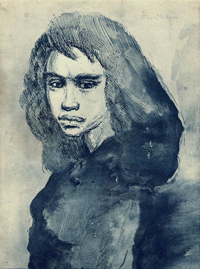 'Fuschia' by Mervyn Peake