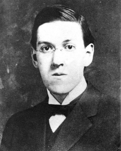 A young HP Lovecraft