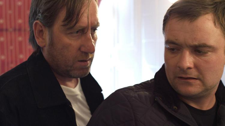 Murder-bound: Neil Maskell and Michael Smiley in Kill List (2011)