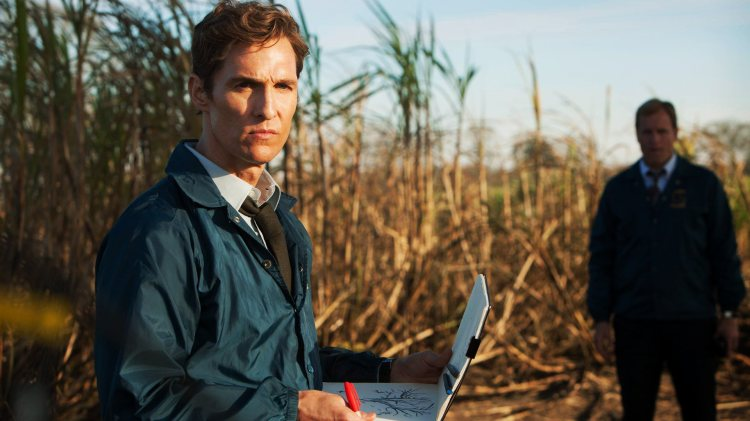American Gothic: Matthew McConaughey and Woody Harrelson in True Detective