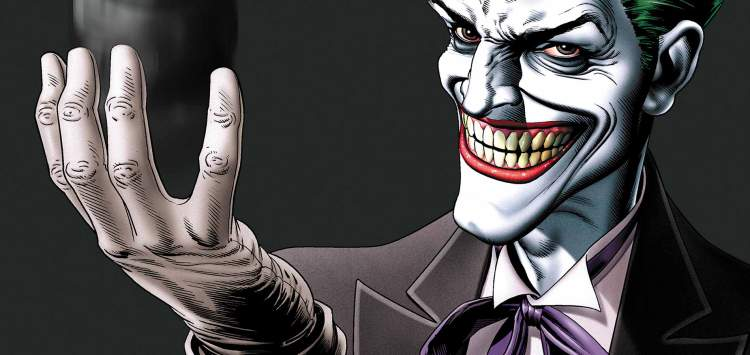 The Joker by Brian Bolland