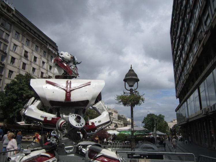 Belgrade, August 2015