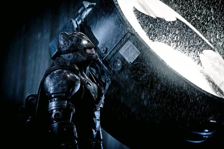 Signal to nothing: Ben Affleck as Bruce Wayne/Batman in Zack Snyder's Batman v Superman: Dawn of Justice