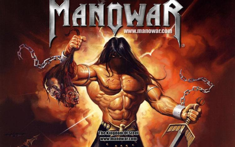 Manowar would be proud