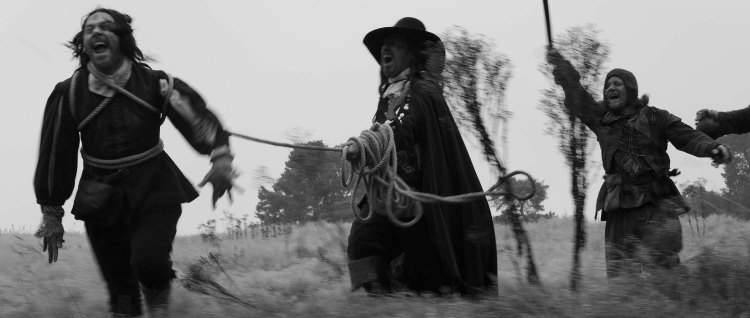 A Field in England (dir. Ben Wheatley, 2013)