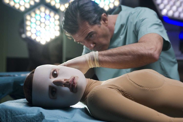 Pedro Almodovar's own take on Frankenstenian surgeons: The Skin I Live In (2011)