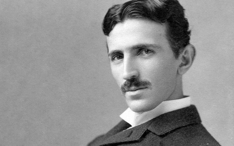 Bright spark: Nikola Tesla