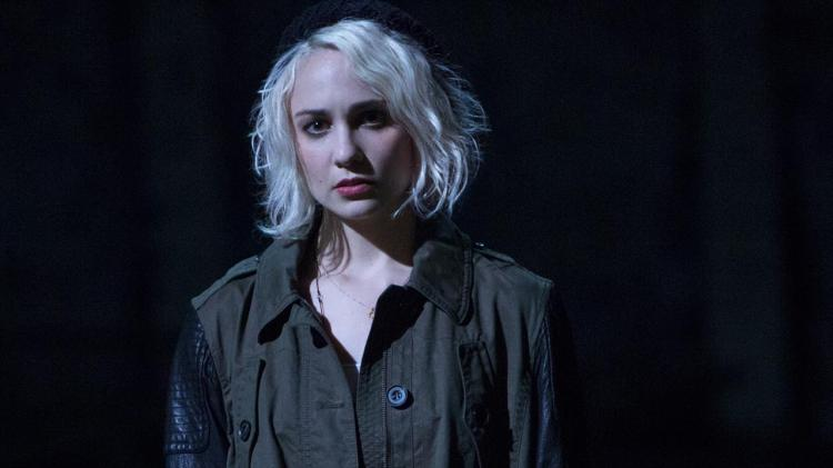 Emotional centre: Tuppence Middleton