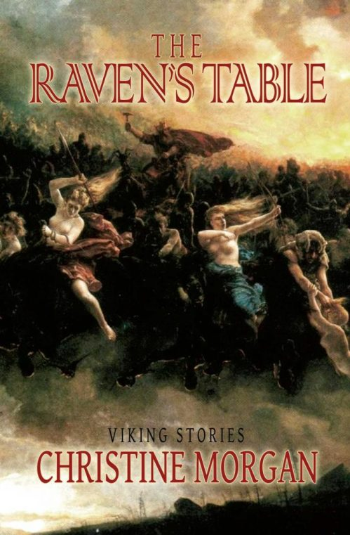 the-ravens-table-by-christine-morgan-pub-by-word-horde-cover