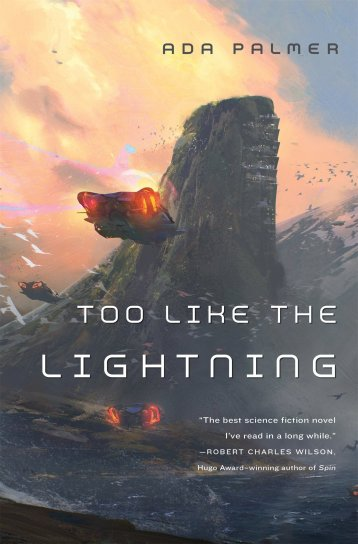 too like lightning