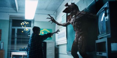 Stranger Things demogorgon
